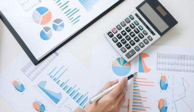 Funktionen, Diagramme und Tabellen mit Excel